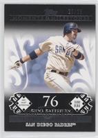 Adrian Gonzalez (2007 MLB Superstar - 100 RBIs) #/25