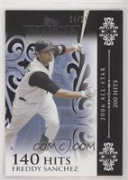 Freddy Sanchez (2006 All-Star - 200 Hits) /25