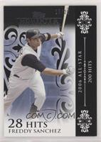 Freddy Sanchez (2006 All-Star - 200 Hits) #/25