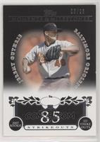 Jeremy Guthrie (2007 Rookie - 123 Strikeouts) [Noted] #/25