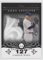 Andy Pettitte (2007 - 200 Career Wins (201 Total)) /25