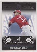 Josh Hamilton (2007 Rookie - 47 RBIs) [Noted] #/25