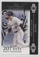Matt Holliday (2007 All-Star - 216 Hits) /25