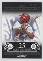 Vladimir Guerrero (2007 All-Star - 125 RBI) /25