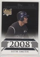 Seth Smith (National League Rookie) [EX to NM] #/25