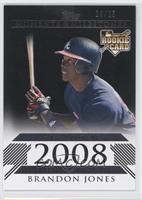 Brandon Jones (National League Rookie) #/25