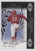 Eric Byrnes (2007 - 50 Stolen Bases) #/25