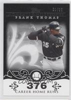 Frank Thomas (2007 - 500 Career Home Runs (513 Total)) #/25