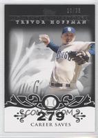 Trevor Hoffman (2007 - 500 Career Saves (524 Total)) #/25