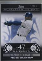 Ken Griffey Jr. (1997 AL MVP - 147 RBI) /25