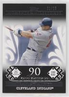 Travis Hafner (2007 MLB Superstar - 100 RBIs) #/25