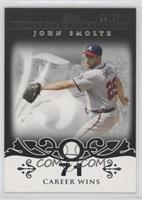 John Smoltz (2007 - 200 Career Wins (207 Total)) /25