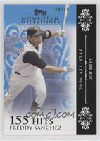 Freddy Sanchez (2006 All-Star - 200 Hits) /10