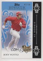 Joey Votto (National League Rookie) #/10