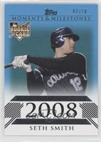 Seth Smith (Rookie Outfielder) /10