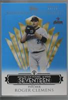 Roger Clemens (2004 NL Cy Young - 18 Wins) [Noted] #/10