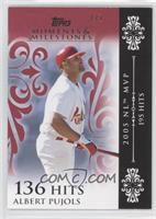 Albert Pujols (2005 NL MVP - 195 Hits) #/1