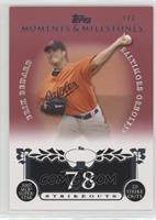 Erik Bedard (2007 MLB Superstar 221 Ks) /1