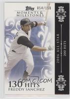 Freddy Sanchez (2006 All-Star - 200 Hits) #/150
