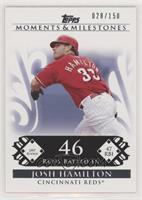 Josh Hamilton (2007 Rookie - 47 RBIs) /150