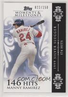 Manny Ramirez (1999 Silver Slugger - 174 Hits) #/150