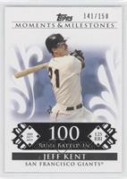 Jeff Kent (2000 NL MVP - 125 RBIs) #/150
