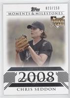 Chris Seddon (National League Rookie) #/150