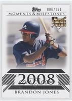 Brandon Jones (2008 Rookie) #/150