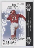 Eric Byrnes (2007 - 50 Stolen Bases) #/150