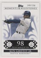 Ken Griffey Jr. (1997 AL MVP - 147 RBI) #/150