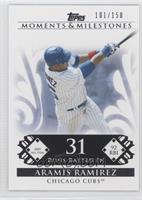 Aramis Ramirez (2005 All-Star - 92 RBI) #/150