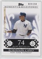 Robinson Cano (2006 Silver Slugger - 78 RBIs) /150