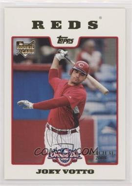 2008 Topps Opening Day - [Base] - Opening Day Edition #218 - Joey Votto /2199