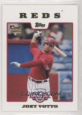 2008 Topps Opening Day - [Base] - Opening Day Edition #218 - Joey Votto /2199 - Courtesy of COMC.com