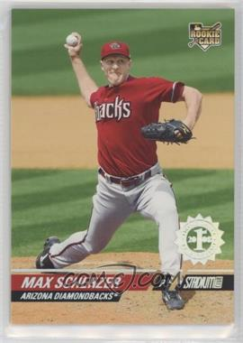 2008 Topps Stadium Club - [Base] - First Day Issue #140 - Max Scherzer /599