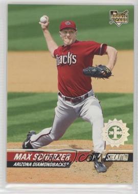 2008 Topps Stadium Club - [Base] - First Day Issue #140 - Max Scherzer /599