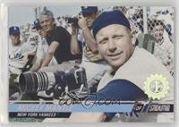 Mickey Mantle #/599
