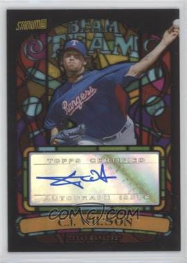 2008 Topps Stadium Club - Beam Team #BTA-CW - C.J. Wilson
