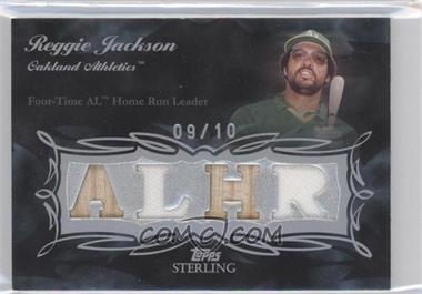 2008 Topps Sterling - [???] #4SS-41 - Reggie Jackson