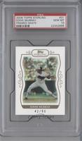 Eddie Murray [PSA 10 GEM MT] #/50