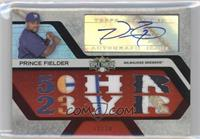 Prince Fielder /18
