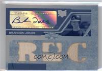 White Whale Triple Relic Autograph - Brandon Jones #/1