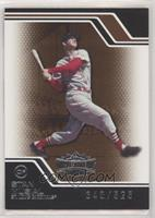 Stan Musial #/525