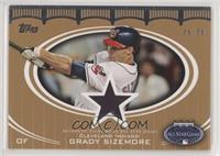 Grady Sizemore #/50