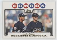 Evan Longoria, Alex Rodriguez