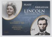 Mary Lincoln, Abraham Lincoln