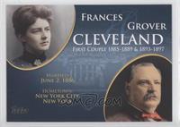 Frances Cleveland, Grover Cleveland