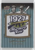 Lou Gehrig, Babe Ruth #/25