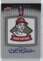 Bob Gibson [Noted] #/25