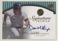 Don Mattingly #/23